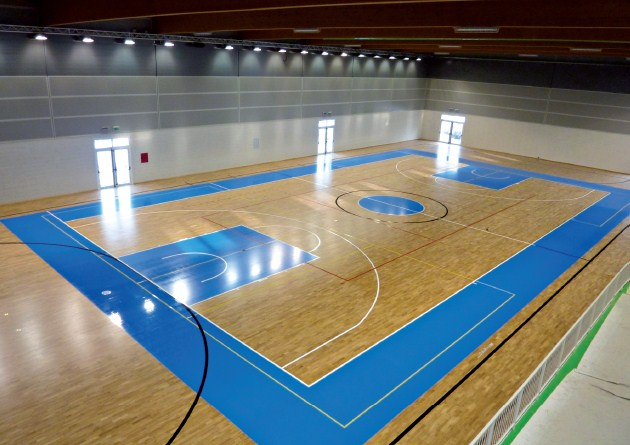 Sports Parquet Floor Playwood 6