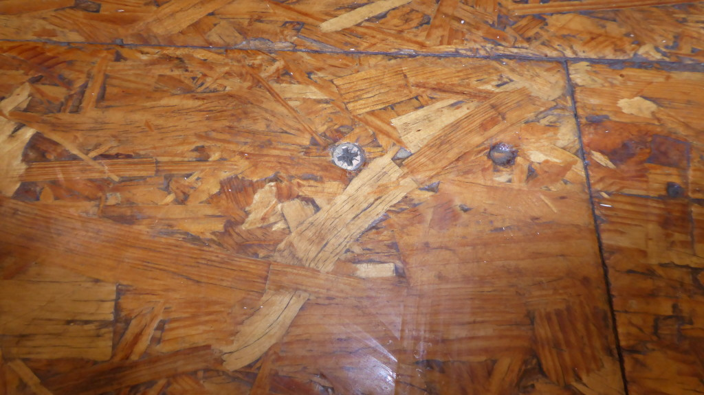 "Special ""chilling"" of the parquet of the old gym where Dalla Riva Sportfloors has been calling for the replacement"
