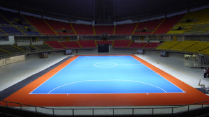 Dalla Riva Sports parquet Futsal World Cup FIFA 2016 Colombia