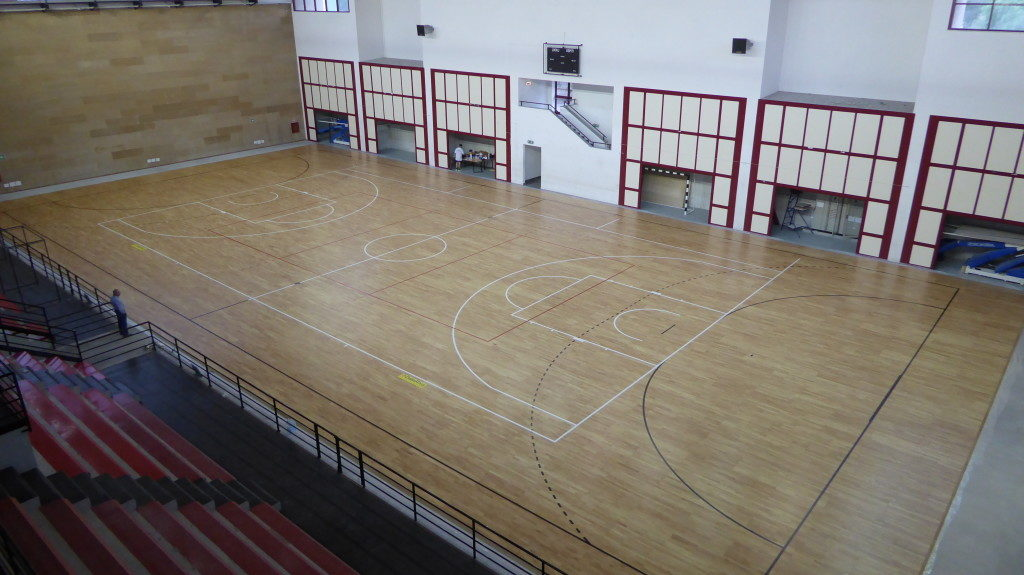 Dalla Riva Portable Sports Floors