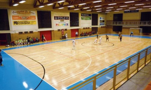 Playwood Rubber Wood Sports Parquet
