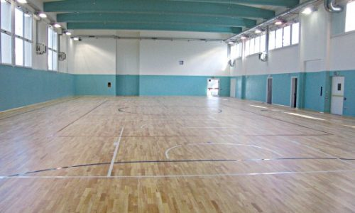 Playwood rubber wood sports floors italy